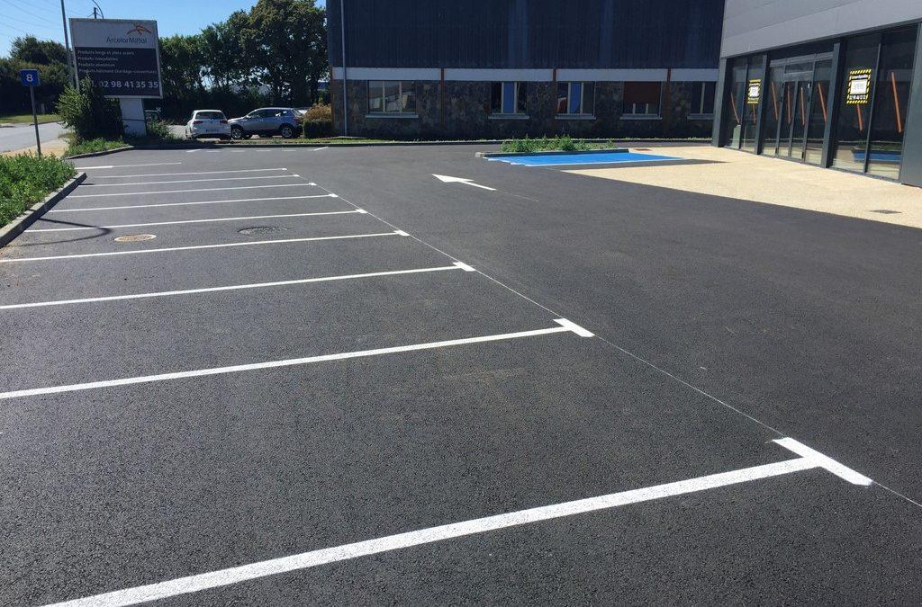 Parking industriels